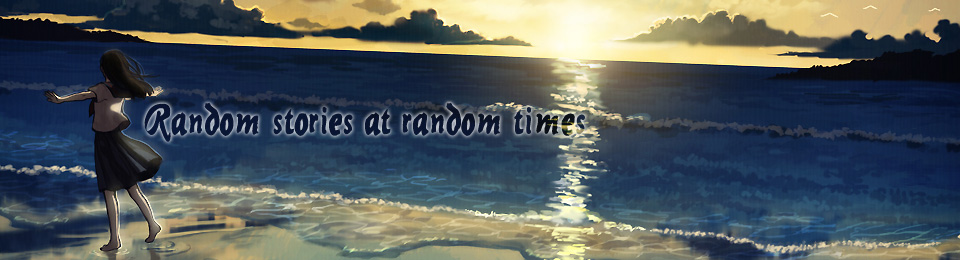 Random stories at random times